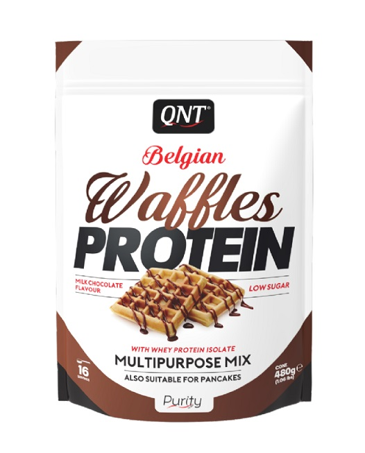 Belgian Waffles Protein QNT (480 гр)