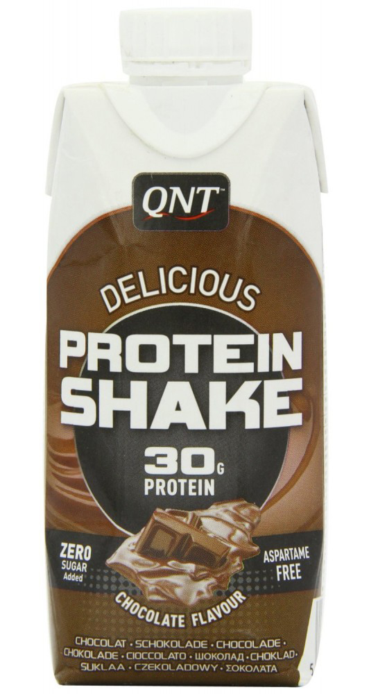Delicious Whey Protein Shakes QNT (330 ml)