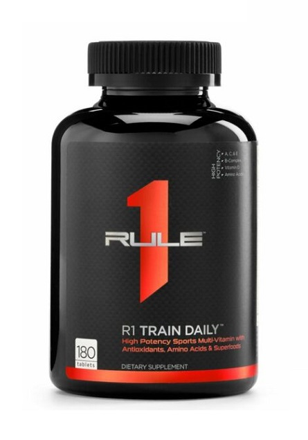 R1 Train Daily Rule 1 (180 таб)