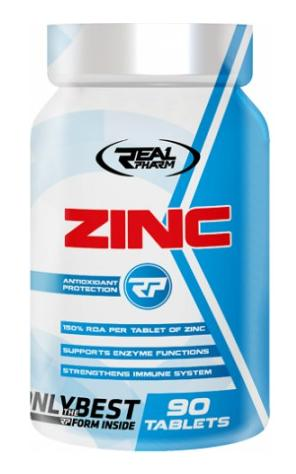 Zinc Real Pharm (90 tab)