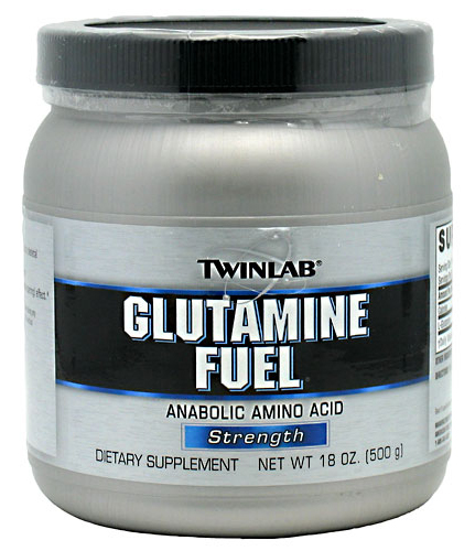 Glutamine Fuel Powder Twinlab (500 гр)