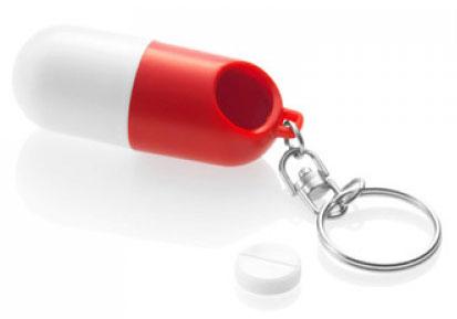 Кейс для капсул (Pill Case) - Таблетница FITMAG