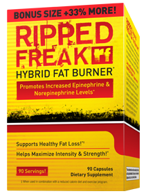 RIPPED FREAK (90 cap)