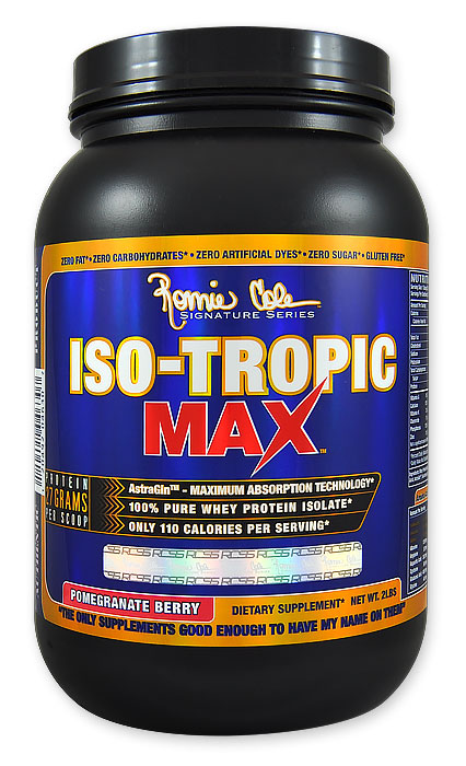 ISO-TROPIC MAX Ronnie Coleman (784-882 гр)