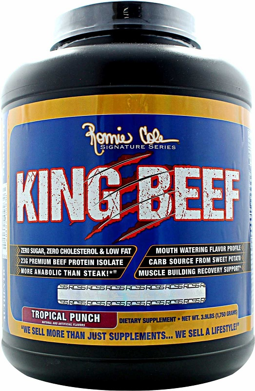 KING BEEF Ronnie Coleman (1750 g)