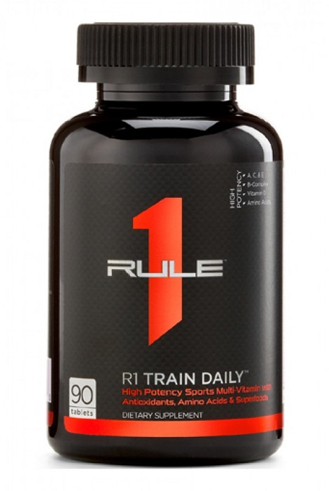 R1 Train Daily Rule 1 (90 таб)