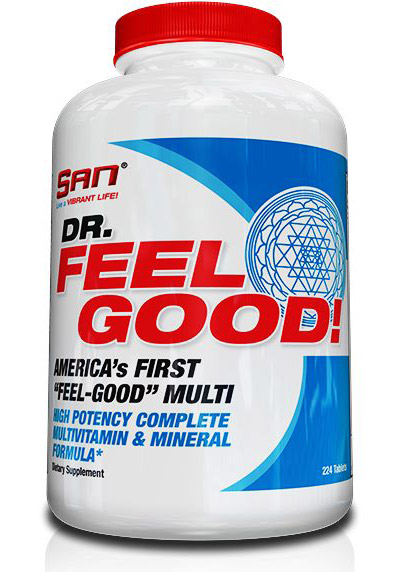 Dr. Feel Good! SAN (224 таб)(годен до 09/2018)