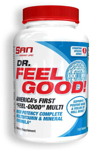 Dr. Feel Good! SAN (112 таб)