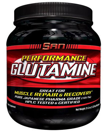Performance Glutamine SAN (600 гр)