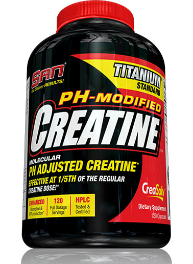 PH-Modified Creatine SAN (120 кап)