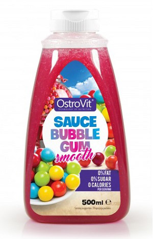 Zero Calories Sauce Bubble Gum (500 мл)(годен до 22/04/2018)