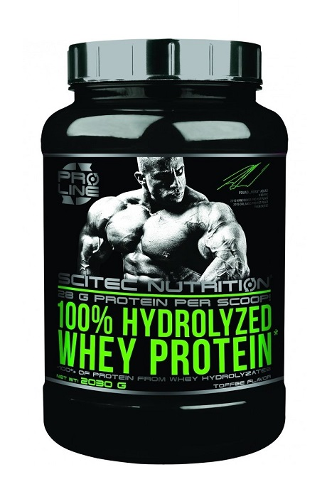 100% HYDROLYZED WHEY PROTEIN SCITEC NUTRITION (2030 gr)