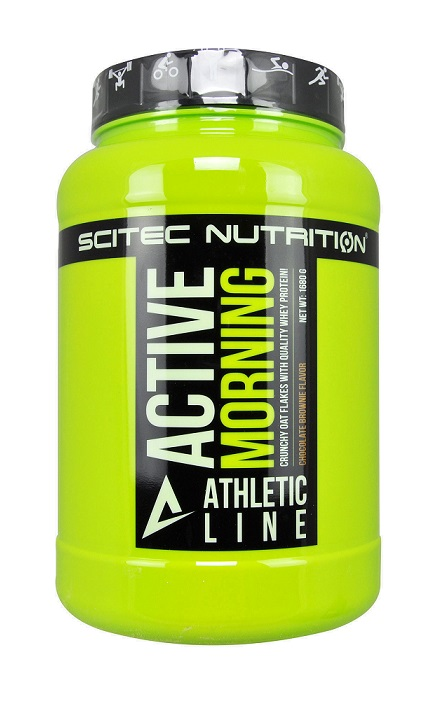Active Morning Athletic Line Scitec Nutrition (1680 гр)