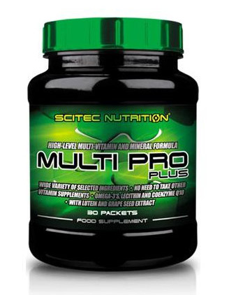 MULTI PRO PLUS SCITEC NUTRITION (30 пак)