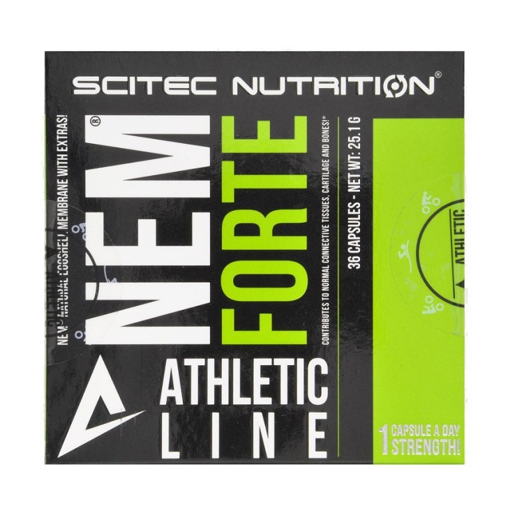 Nem Forte Athletic Line Scitec Nutrition (36 кап)