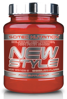 NEW STYLE (NEW FORM) SCITEC NUTRITION (450 gr)