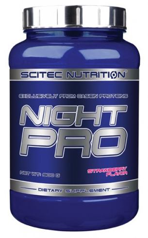NIGHT PRO (PRO LONG) SCITEC NUTRITION (900 gr)(EXP 04/2020)