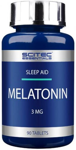 MELATONIN 3 MG SCITEC NUTRITION (90 tab)
