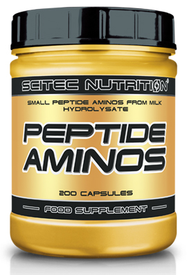 PEPTIDE AMINOS SCITEC NUTRITION (200 кап)(годен до 09/2016)