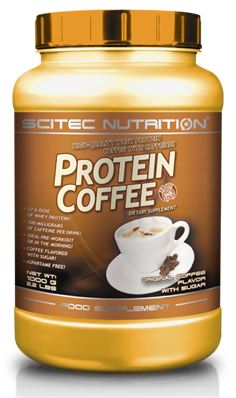 PROTEIN COFFEE SCITEC NUTRITION (1000 gr)