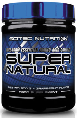 SUPER NATURAL SCITEC NUTRITION (300 гр)