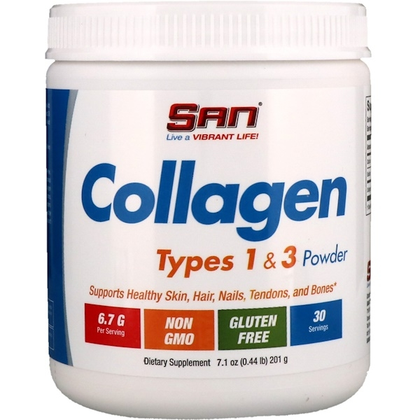 Collagen Types SAN (201 гр)