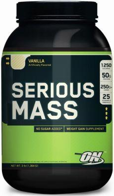 Serious Mass Optimum Nutrition (1360 гр)