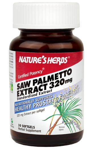 Saw Palmetto Extract 320 mg Twinlab Nature's Herbs (30 кап)