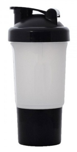 Шейкер PureProtein с контейнером (500 мл)