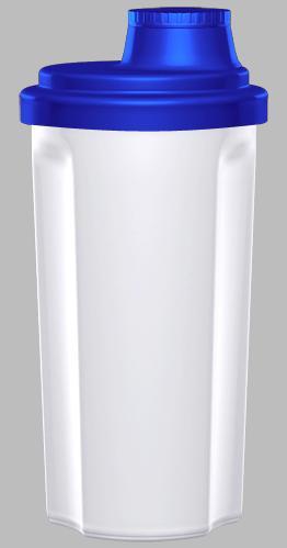 Шейкер (без логотипа) (700 мл)