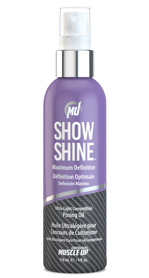 Грим(масло) Pro Tan Shou Shine Posing Oil (118 ml)