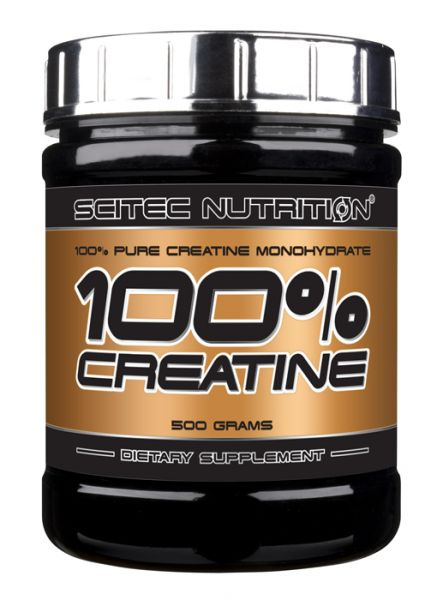 100% CREATINE SCITEC NUTRITION (500 гр)