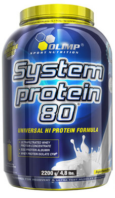 System Protein 80 Olimp (2200 gr)