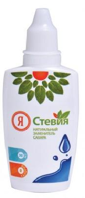 Stevia Liquid Plastik (30 ml)