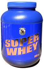 SUPER WHEY HardBody (2200 гр)