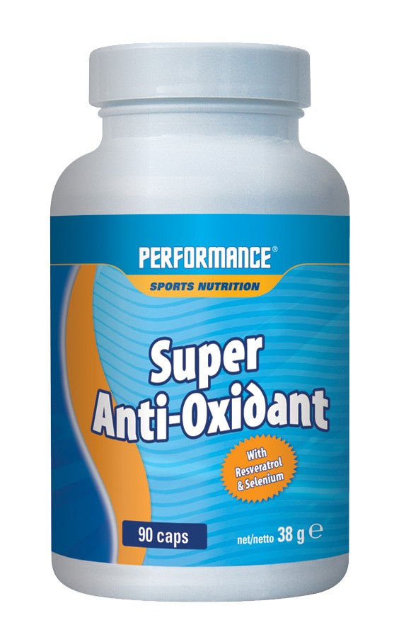Super Anti-Oxidant Performance (90 cap)