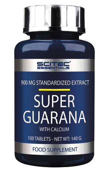 SUPER GUARANA 900 SCITEC NUTRITION (100 таб)