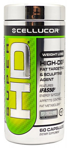 Super HD Cellucor (60 cap)