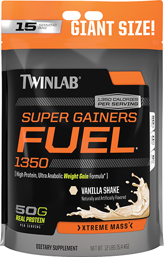 Super Gainers Fuel 1350 (5,4 гр)