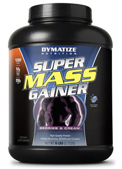 SUPER MASS GAINER (2722 гр)