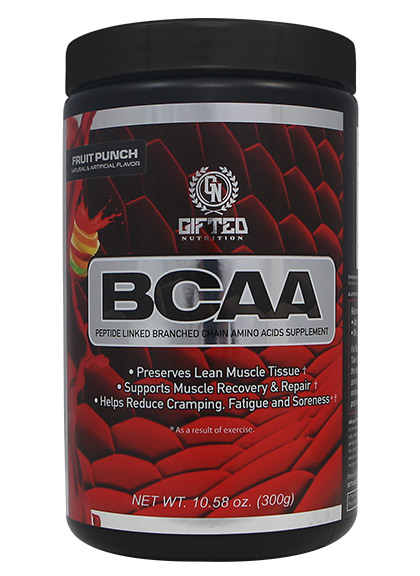 BCAA Gifted Nutrition (300 гр)(годен до 02/2019)