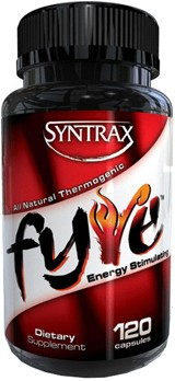 Fyre Syntrax Int (no yohimbine formulation) (120 кап)
