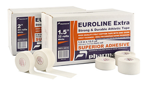 EUROLINE Extra Tape-Тейп Поликотоновый Pharmacels5,0см-11,4м