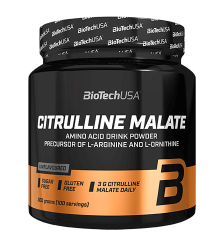 Citrulline Malate Powder BioTech (300 gr)