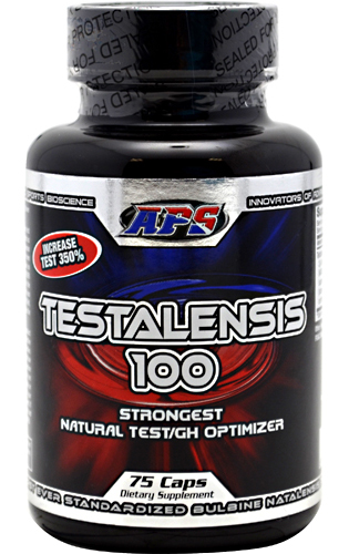 Testalensis 100 APS Nutrition (75 кап)