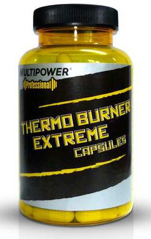 Thermo Burner Extreme Multipower (120 cap)