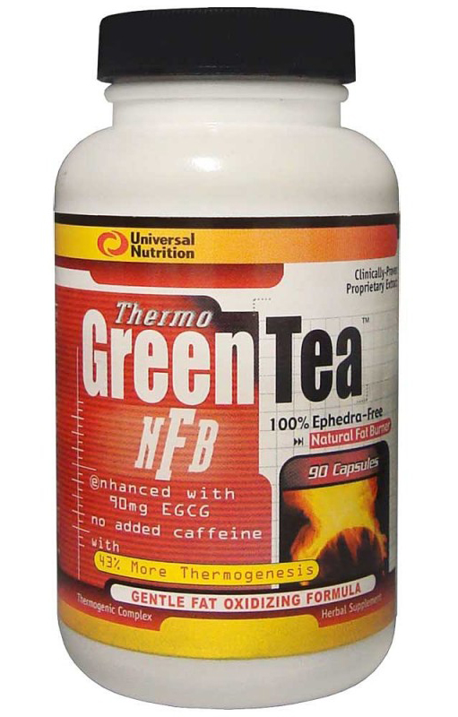 Thermo Green Tea Universal Nutrition (90 кап)