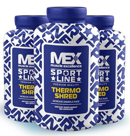 Thermo Shred MEX Nutrition (180 кап)