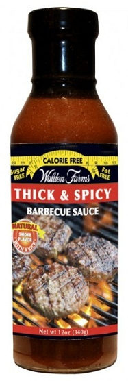 Thick & Spicy Walden Farms (340 gr)