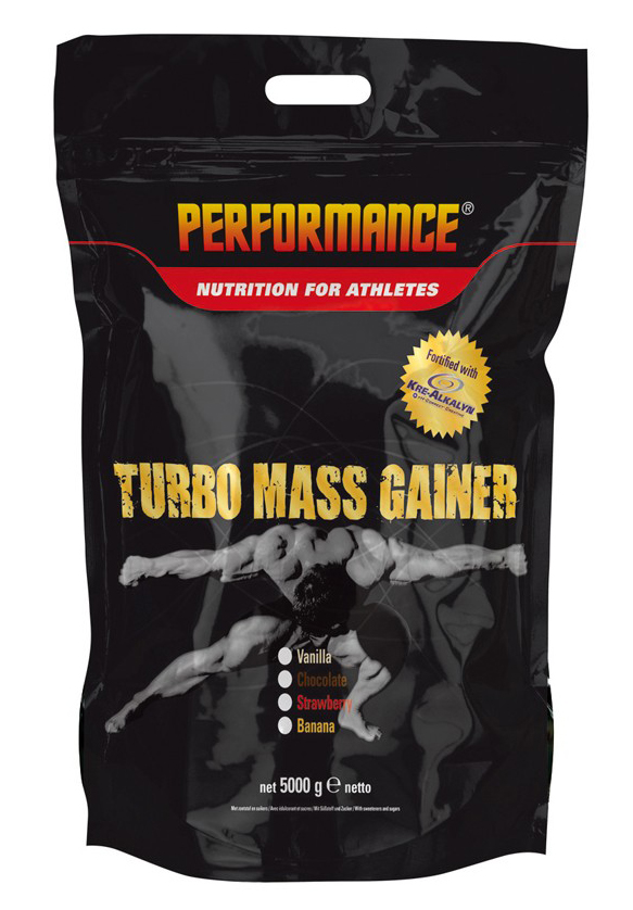 Turbo Mass Gainer (5000 гр)